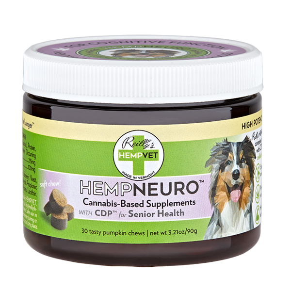 Reilly's HempVet Hempneuro Supplements 3g