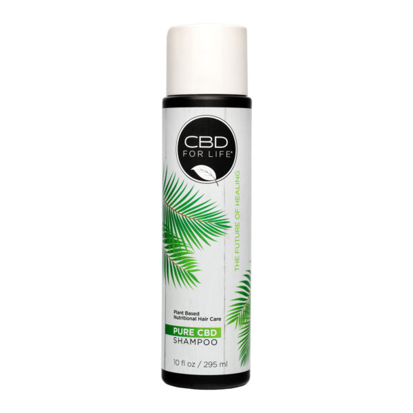 CBD For Life Shampoo - 100mg/300 mL