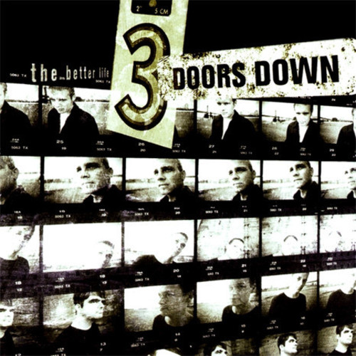 3 Doors Down - The Better Life-Dollar Vinyl Club