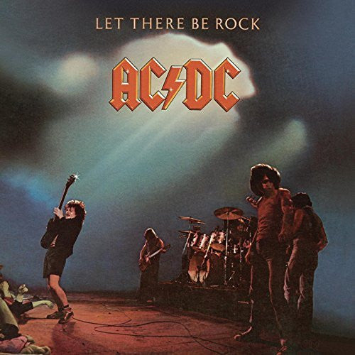 AC/DC - Let There Be Rock-Dollar Vinyl Club