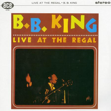 B.B. King - Live At The Regal [Import]-Dollar Vinyl Club
