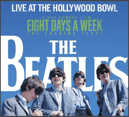 The Beatles - Live At The Hollywood Bowl-Dollar Vinyl Club
