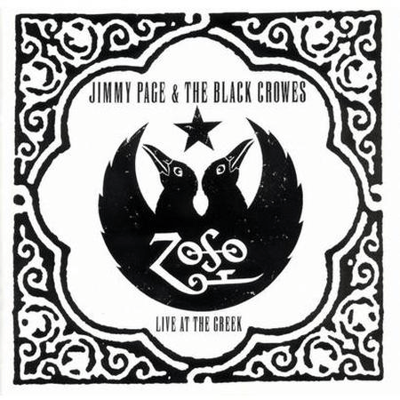 Jimmy Page & The Black Crowes - Live At The Greek-Dollar Vinyl Club