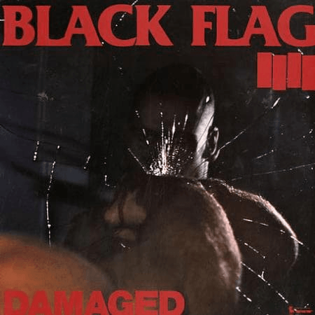 Black Flag - Damaged-Dollar Vinyl Club