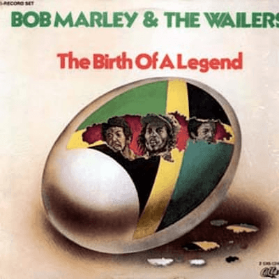 Bob Marley & The Wailers - Birth of a Legend-Dollar Vinyl Club