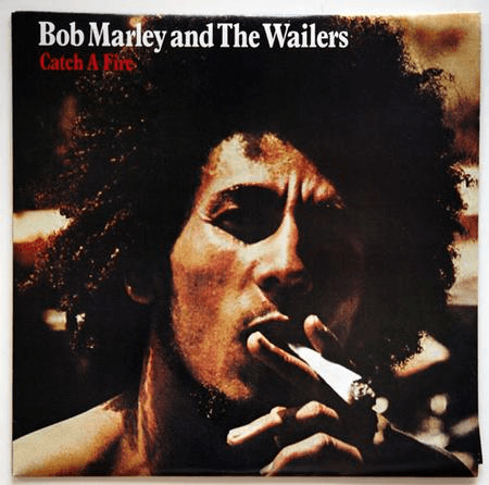Bob Marley & The Wailers - Catch A Fire-Dollar Vinyl Club