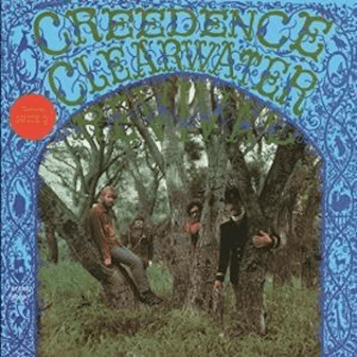 Creedence Clearwater Revival - Creedence Clearwater Revival-Dollar Vinyl Club