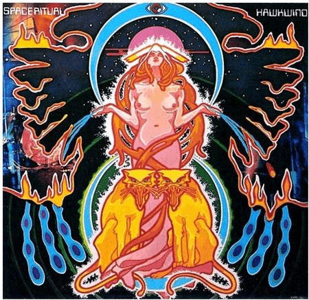 Hawkwind (w/ Lemmy) - Space Ritual - Dollar Vinyl Club