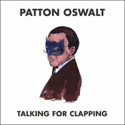 Patton Oswalt - Thanks for Clapping-Dollar Vinyl Club