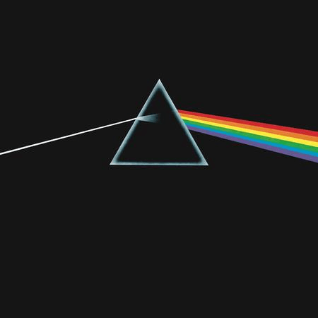 Pink Floyd - Dark Side of The Moon-Dollar Vinyl Club