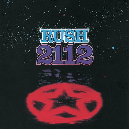 Rush - 2112-Dollar Vinyl Club