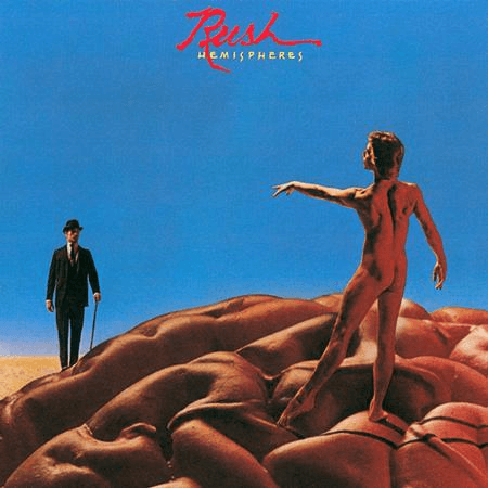Rush - Hemispheres-Dollar Vinyl Club