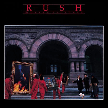Rush - Moving Pictures-Dollar Vinyl Club