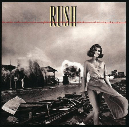 Rush - Permanent Waves-Dollar Vinyl Club