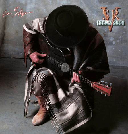 Stevie Ray Vaughan & Double Trouble - In Step-Dollar Vinyl Club