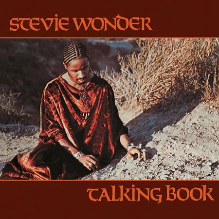 Stevie Wonder - Talking Book-Dollar Vinyl Club