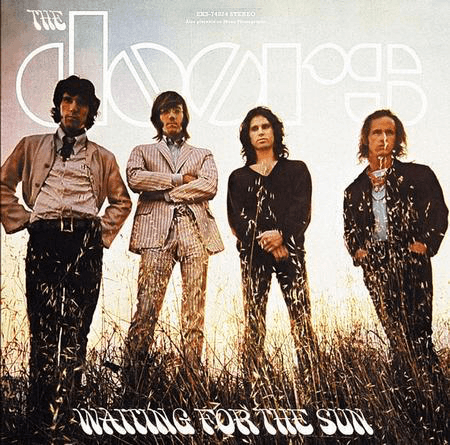 The Doors - Waiting For The Sun-Dollar Vinyl Club