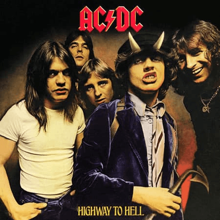 AC/DC - Highway To Hell-Dollar Vinyl Club