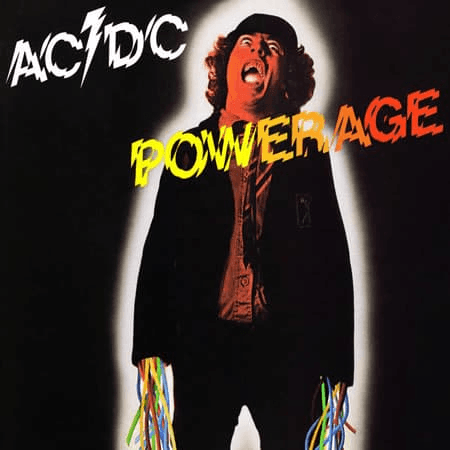 AC/DC - Powerage-Dollar Vinyl Club