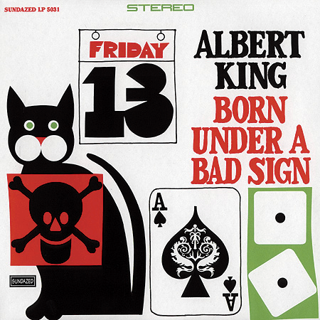 Albert King - Born Under a Bad Sign-Dollar Vinyl Club