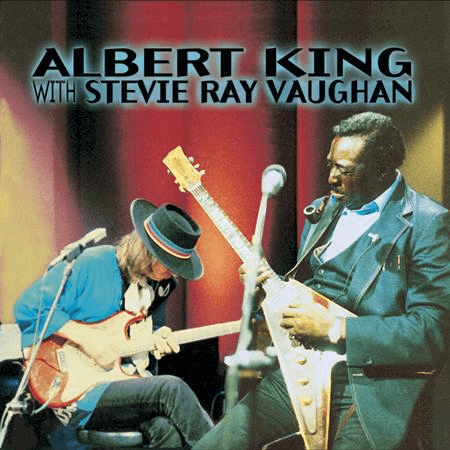 Albert King with Stevie Ray Vaughan - In Session-Dollar Vinyl Club