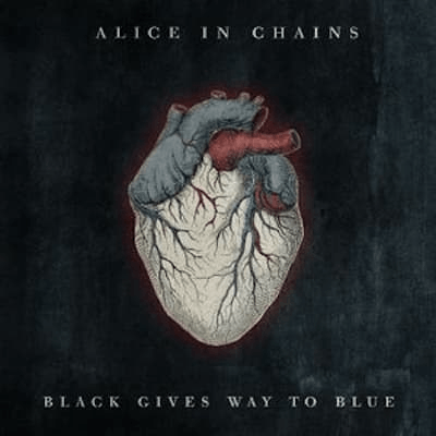 Alice in Chains - Black Gives Way to Blue-Dollar Vinyl Club