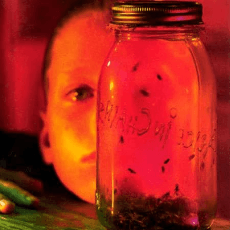 Alice in Chains - Jar of Flies / Sap-Dollar Vinyl Club
