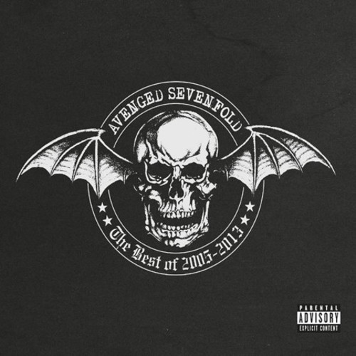 Avenged Sevenfold - The Best Of 2005-2013-Dollar Vinyl Club