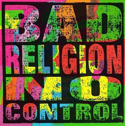 Bad Religion - No Control-Dollar Vinyl Club