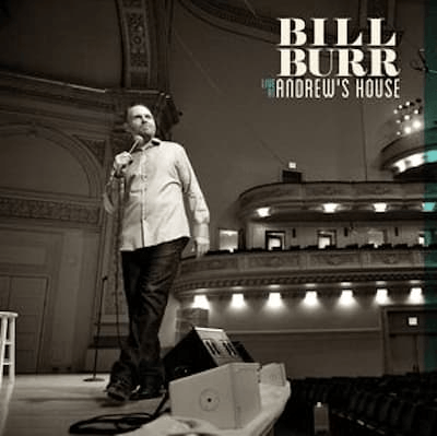 Bill Burr - Live at Andrew's House-Dollar Vinyl Club