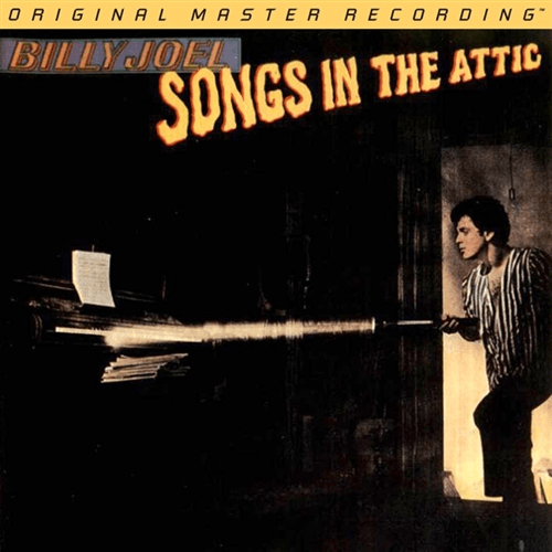 Billy Joel - Songs In The Attic-Dollar Vinyl Club