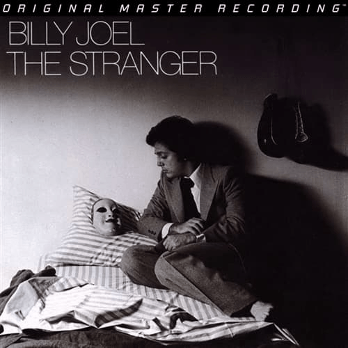 Billy Joel - The Stranger-Dollar Vinyl Club