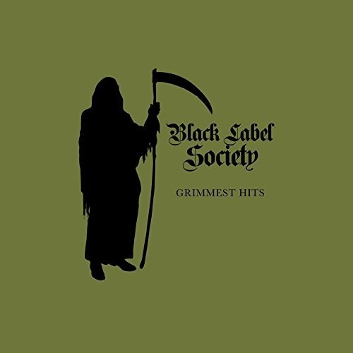 Black Label Society - Grimmest Hits-Dollar Vinyl Club