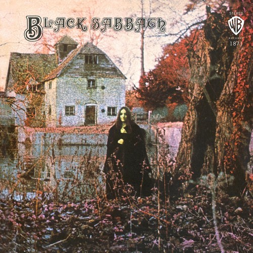 Black Sabbath - Black Sabbath / Dollar Vinyl Club