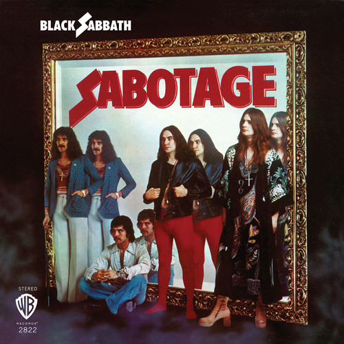 Black Sabbath - Sabotage-Dollar Vinyl Club