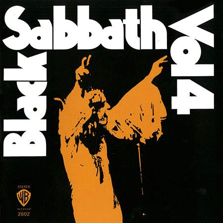 Black Sabbath - Vol. 4-Dollar Vinyl Club