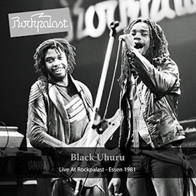 Black Uhuru - Live At Rockpalast - Essen 1981-Dollar Vinyl Club
