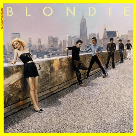 Blondie - Autoamerican-Dollar Vinyl Club