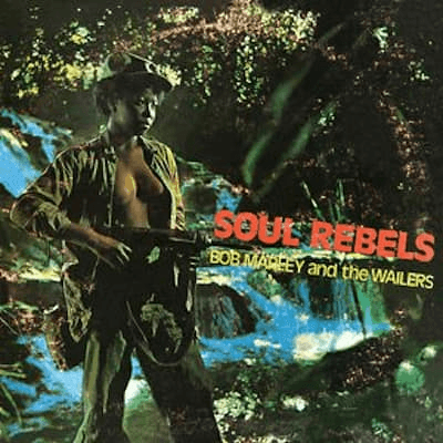 Bob Marley and The Wailers - Soul Rebels-Dollar Vinyl Club