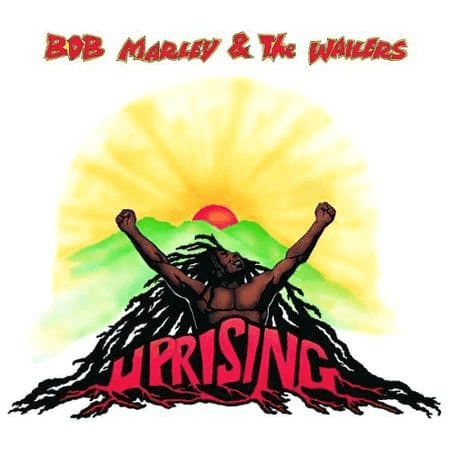 Bob Marley & The Wailers - Uprising-Dollar Vinyl Club