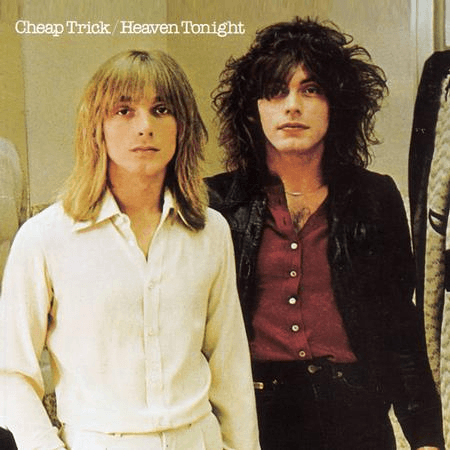 Cheap Trick - Heaven Tonight-Dollar Vinyl Club