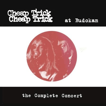 Cheap Trick - At Budokan: The Complete Concert-Dollar Vinyl Club