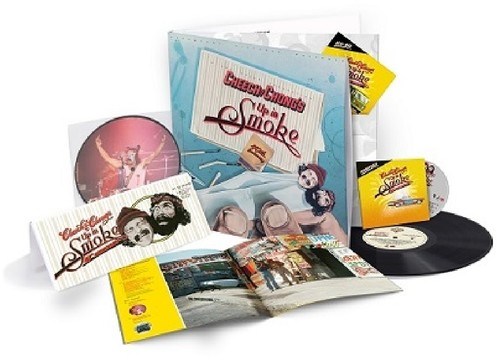 Cheech & Chong - Up in Smoke (40th Anniversary Deluxe Collection)-Dollar Vinyl Club