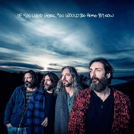 Chris Robinson Brotherhood - If You Lived Here, You Would Be Home By Now-Dollar Vinyl Club