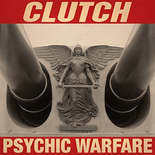 Clutch - Psychic Warfare-Dollar Vinyl Club