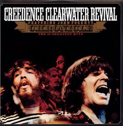 Creedence Clearwater Revival - Chronicle: The 20 Greatest Hits-Dollar Vinyl Club