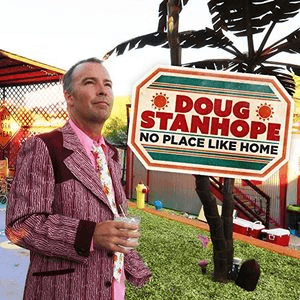 Doug Stanhope - No Place Like Home [Explicit Content]-Dollar Vinyl Club