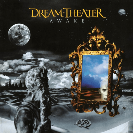 Dream Theater - Awake-Dollar Vinyl Club