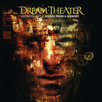 Dream Theater - Metropolis Part 2: Scenes From a Memory - Dollar Vinyl Club