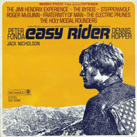 Easy Rider Soundtrack / Various Artists-Dollar Vinyl Club